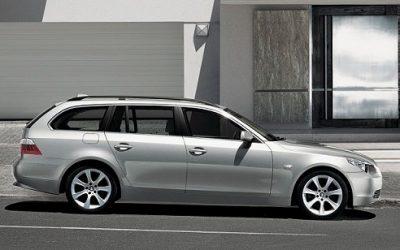 Naprawa szyberdachu panoramicznego BMW 5 E61